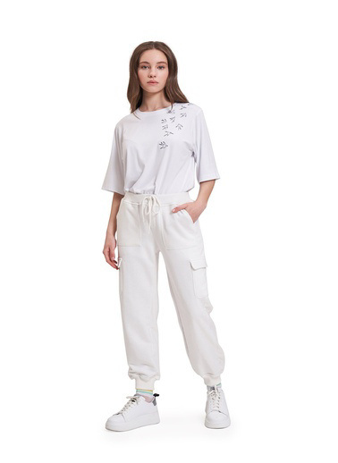 Mizalle Youth Pantolon Ekru